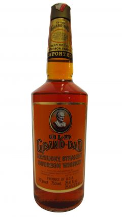 Other Bourbons - Old Grand-Dad Kentucky Straight Whiskey