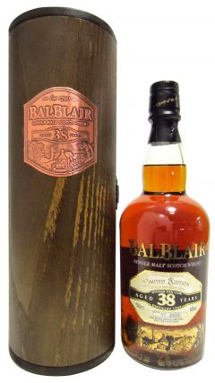 Balblair - Limited Edition - 1966 38 year old Whisky
