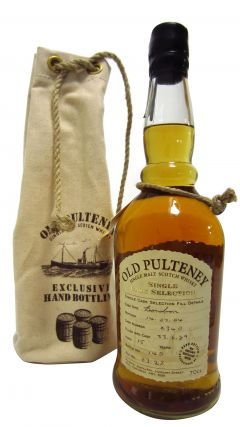 Old Pulteney - Single Cask Selection #2340 - 1989 15 year old Whisky