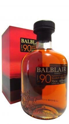 Balblair - 1990 Vintage - 1990 23 year old Whisky