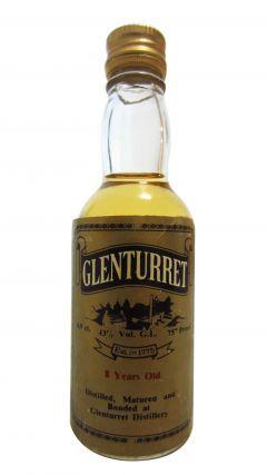 Glenturret - Miniature 8 year old Whisky