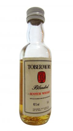 Tobermory - Blended Scotch Miniature Whisky