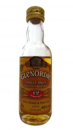 Glen Ord - Single Malt Scotch Miniature 12 year old Whisky