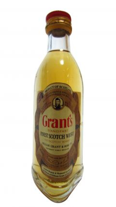 William Grant's - Finest Scotch Miniature Whisky