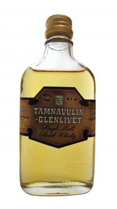 Tamnavulin - Single Malt Scotch Miniature Whisky
