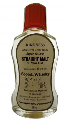 Blended Malt - Kindness Super de Luxe Straight Malt Miniature Whisky