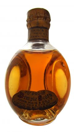 Dimple - Blended Scotch Miniature Whisky