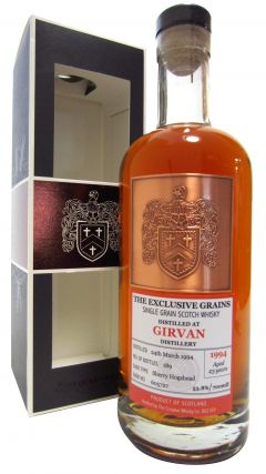 Girvan - The Exclusive Malts Single Cask #605727 - 1994 23 year old Whisky