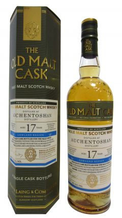 Auchentoshan - Old Malt Cask - 1999 17 year old Whisky