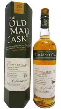Littlemill (silent) - Old Malt Cask - 1991 16 year old Whisky