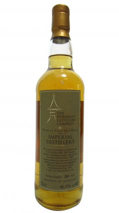 Imperial (silent) - The Dormant Distillery Company - 1976 29 year old Whisky