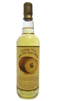 Pittyvaich (silent) - Signatory Vintage - 1976 18 year old Whisky
