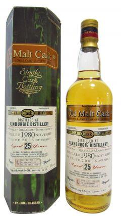 Glenburgie - Old Malt Cask - 1980 25 year old Whisky