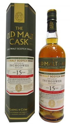 Inchgower - Old Malt Cask - 2000 15 year old Whisky