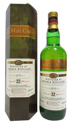 Royal Brackla - Old Malt Cask - 1979 22 year old Whisky