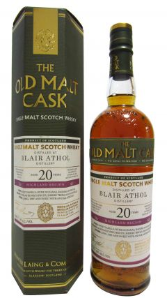 Blair Athol - Old Malt Cask - 1995 20 year old Whisky