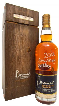 Benromach - 20th Anniversary - 1998 20 year old Whisky