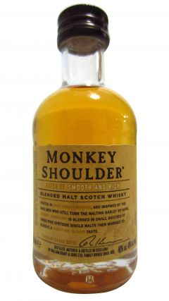 Monkey Shoulder - Batch 27 Miniature Whisky