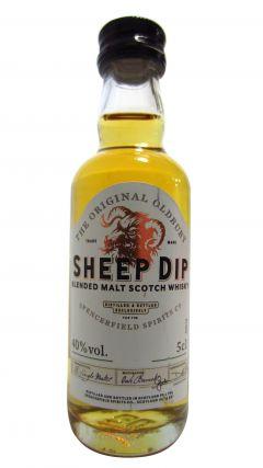 Blended Malt - Sheep Dip Miniature Whisky