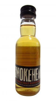 Smokehead - Islay Single Malt Miniature Whisky