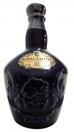 Chivas Regal - Royal Salute Sapphire Miniature 21 year old Whisky