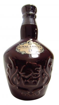 Chivas Regal - Royal Salute Ruby Miniature 21 year old Whisky