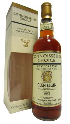 Glen Elgin - Connoisseurs Choice - 1968 37 year old Whisky