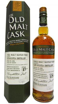 Glen Scotia - Old Malt Cask - 1992 18 year old Whisky