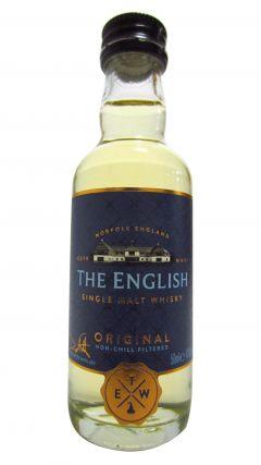 The English Whisky Co. - Original Miniature Whisky