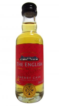 The English Whisky Co. - Sherry Cask Miniature Whisky