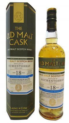 Auchentoshan - Old Malt Cask - 1997 18 year old Whisky
