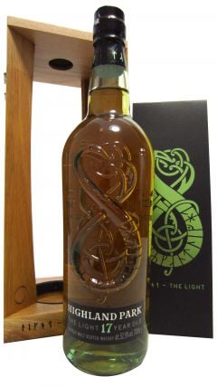 Highland Park - The Light 17 year old Whisky