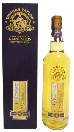 Glenesk (silent) - Rare Auld Single Cask #4928 - 1983 20 year old Whisky