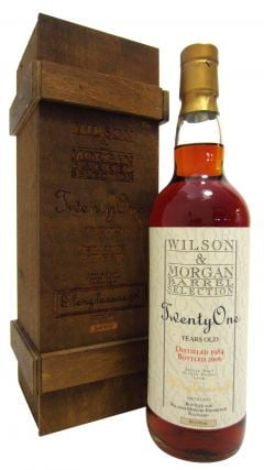 Glenglassaugh - Wilson & Morgan Barrel Selection - 1984 21 year old Whisky