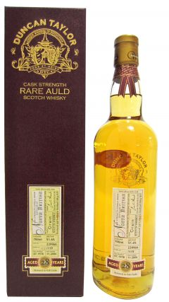 North British - Rare Auld Single Cask #239966 - 1978 28 year old Whisky