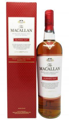 Macallan - Classic Cut Limited 2017 Edition Whisky