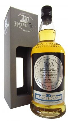 Hazelburn - Single Cask - UK Exclusive - 2007 10 year old Whisky