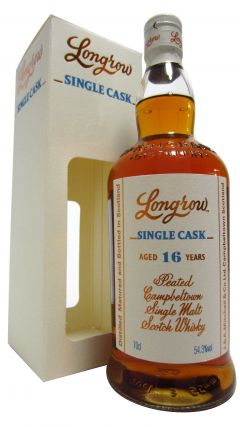 Longrow - UK Exclusive Chardonnay Cask - 2001 16 year old Whisky