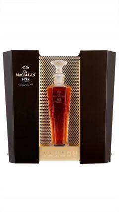 Macallan - No. 6 Lalique Decanter - 1824 Master Series Whisky