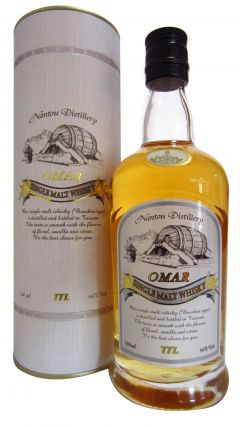 Nantou - Omar Bourbon Cask Single Malt (200ml bottle) Whisky