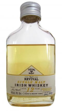 Teeling Whiskey Co. - Revival Vol. V Miniature 12 year old Whiskey