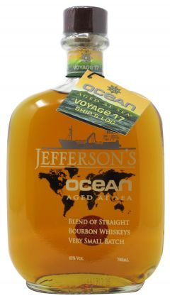 Jefferson's - Ocean Aged At Sea Bourbon 8 year old Whiskey