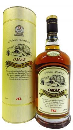 Nantou - Omar Sherry Cask Single Malt Whisky
