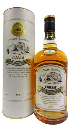 Nantou - Omar Bourbon Cask Single Malt Whisky