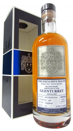 Glenturret - The Exclusive Malts Single Cask #92 - 2009 9 year old Whisky
