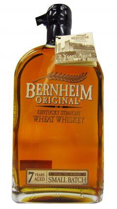 Bernheim Original - Wheat Small Batch 7 year old Whiskey