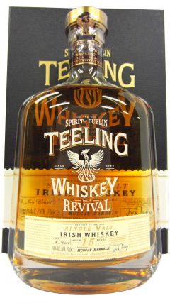Teeling Whiskey Co. - Revival Volume IV - Muscat Barrels 15 year old Whiskey