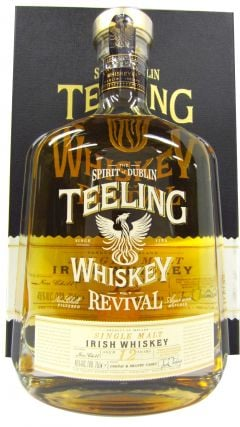 Teeling Whiskey Co. - Revival V 12 year old Whiskey