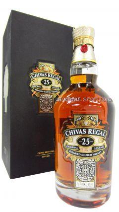 Chivas Regal - Original Legend Scotch 25 year old Whisky