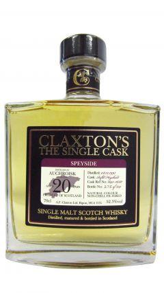 Auchroisk - Claxton's Single Cask - 1997 20 year old Whisky